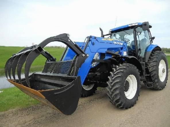 Купить Трактор New Holland T7030