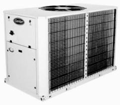 Купить Компрессорно-конденсаторный агрегат с воздушным охлаждением конденсатора Carrier 38RA