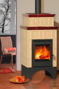 Купить Кафельная печь Fireplace Viktoria