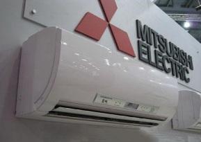 Mitsubishi electric установка кондиционеров