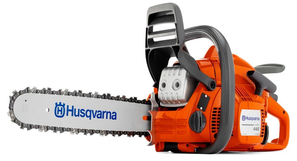 Купить Бензопила Husqvarna 440 E (Швеция)