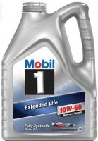 Купить Моторное масло Mobil Extended Life 10w-60 4л