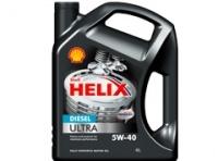 Купить Моторное масло Shell Helix Diesel Ultra 5w-40 1л