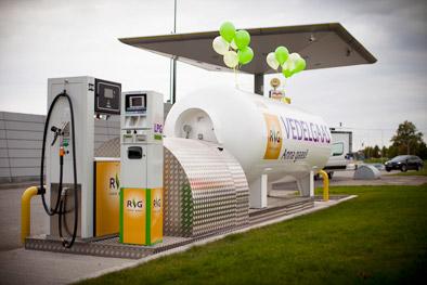 Газ топливный