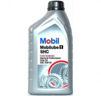 Купить Трансмиссионное масло Mobil MOBILUBE 1 SHC 75W-90 1л