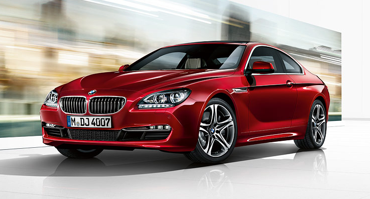 Купить Автомобиль BMW 6-й серии купе