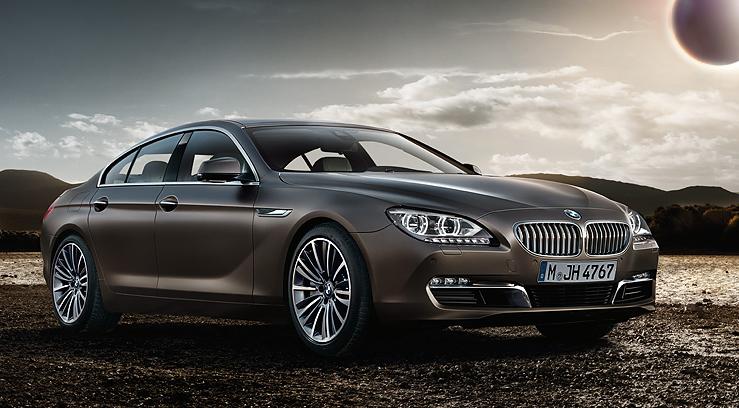 Купить Автомобиль BMW 6-й серии Гран купе