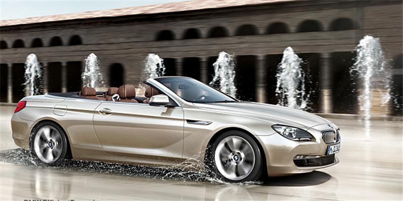 Купить Автомобиль BMW 6 серии Кабриолет