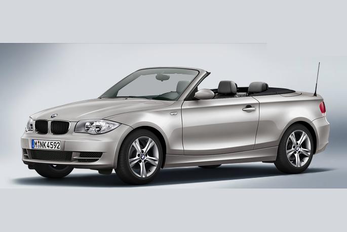 Купить Автомобиль BMW 1-й серии кабриолет