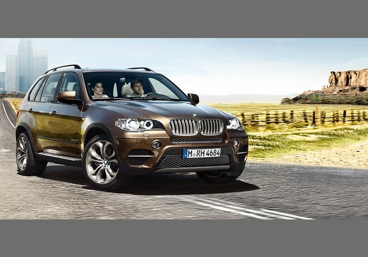Купить Автомобиль BMW X5