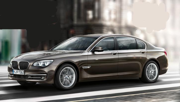 Купить Автомобиль BMW 7 серии седан