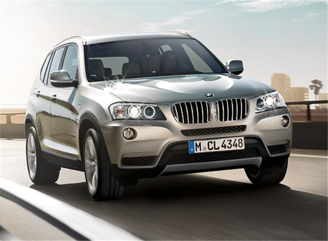 Купить Автомобиль BMW X3