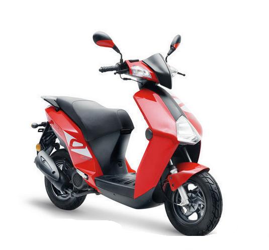 Купить Скутер Generic Epico 50 2T 2 кВт