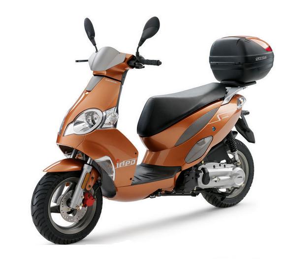 Купить Скутер Generic IDEO 50 2T 2 кВт