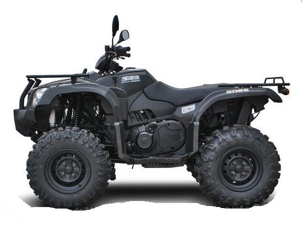 Купить Квадроцикл Goes 520 4x4 Tänavalegaalne 23 kW