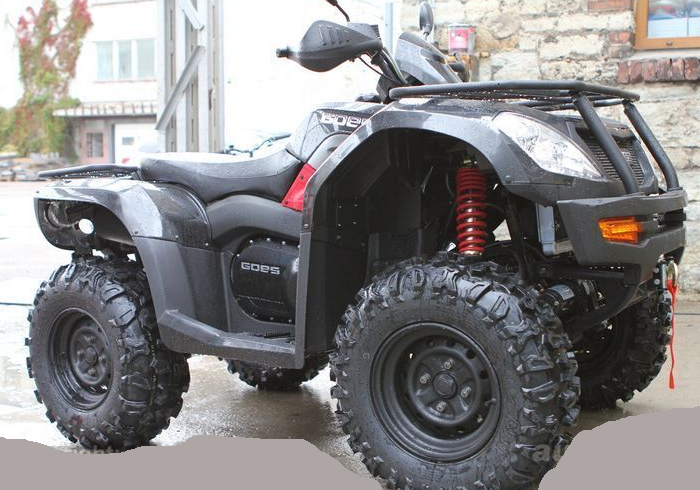 Купить Квадроцикл Goes 525 Lühike 23 kW
