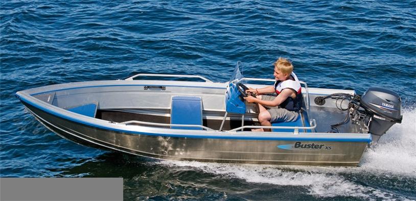 Купить Лодка Buster XS R