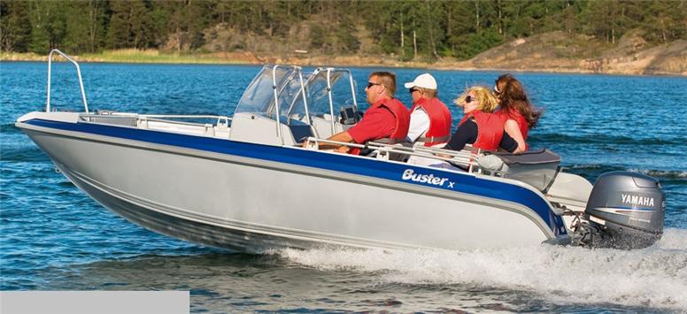 лодка с боковым