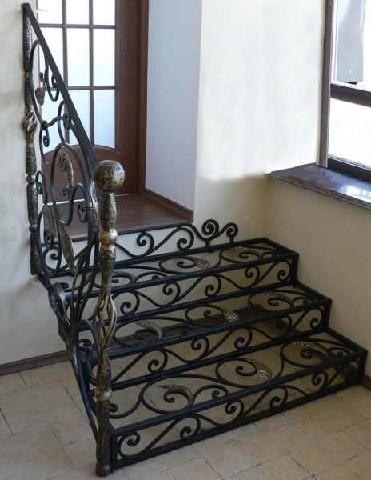 Купить Лестница кованая