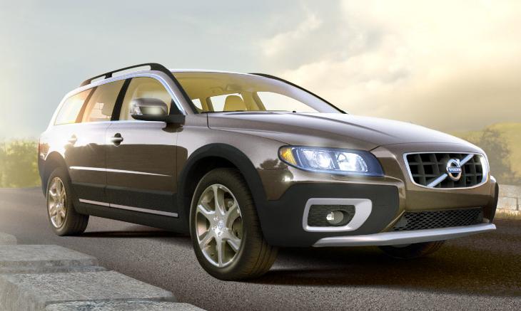 Купить Автомобиль Volvo XC70