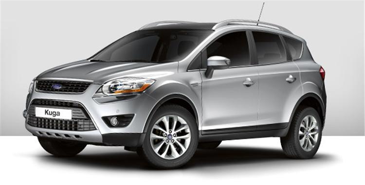 Купить Автомобиль Ford Kuga