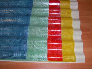 Купить Шифер цветной из стекловолокна ТМ Fibrex