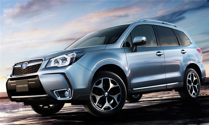 Купить Автомобиль Subaru Forester 2.0 XS