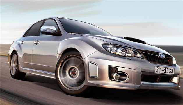 Купить Автомобиль WRX STI Subaru