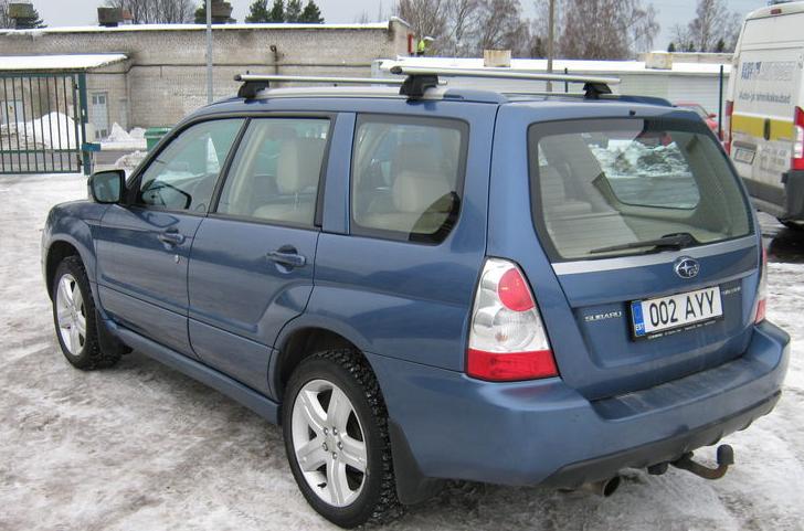 Купить Автомобиль Subaru Forester 2.5 169 kW 2007