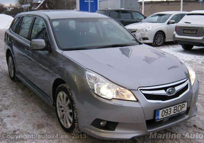 Купить Автомобиль Subaru Legacy 2.5 123 kW 2011