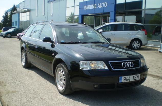 Купить Автомобиль Audi A6 Avant 2.5 110 кВт 2001
