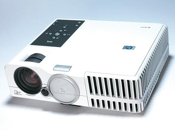 Купить Видеопроектор HP MP3222