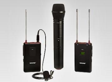 Купить Беспроводная микрофонная система Shure FP135-83
