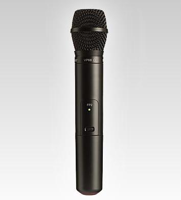 Купить Радиомикрофон Shure FP2/VP68