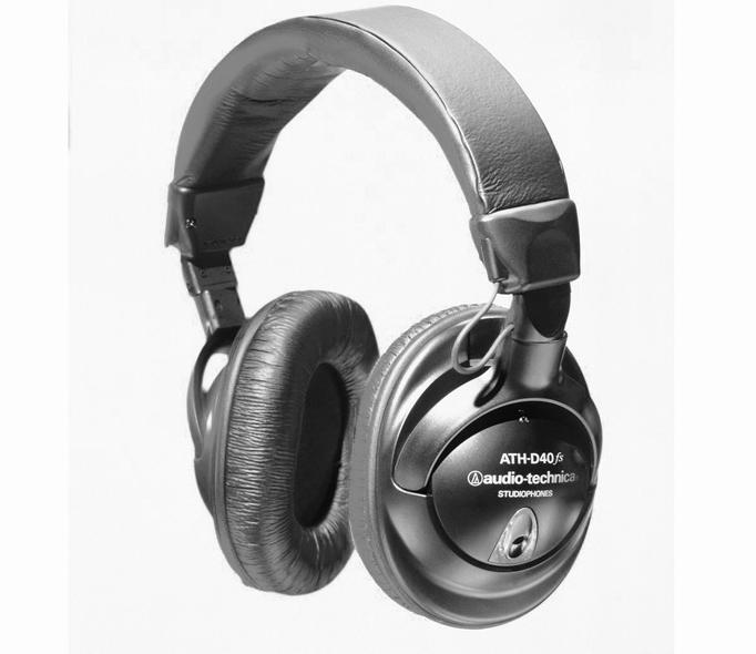 Купить Audio-Technica ATH-D40FS студийные мониторы Наушники