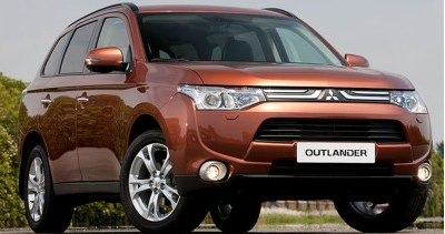 Купить Автомобили кроссоверы Outlander 2,2 DI-D Instyle Plus AT 4WD