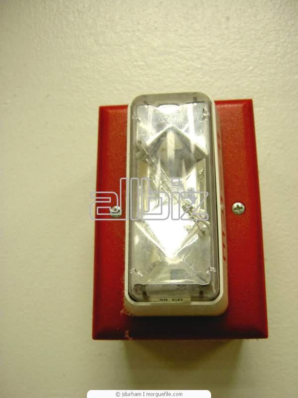 Купить Системы пожарной сигнализации