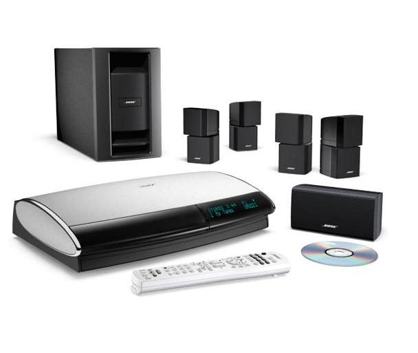 Купить Bose Lifestyle 38 DVD домашний кинотеатр
