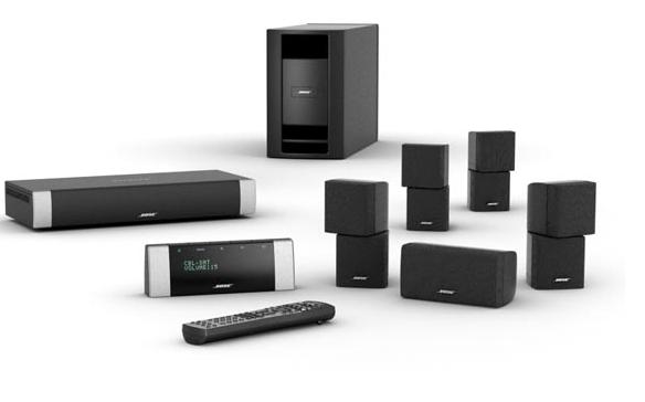 Купить Bose Lifestyle ® V20 домашней развлекательной системы