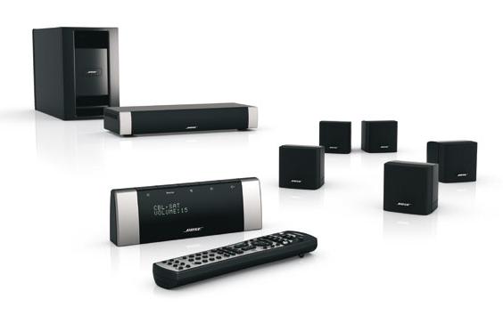 Купить Bose LIFESTYLE ® V10 домашней развлекательной системы