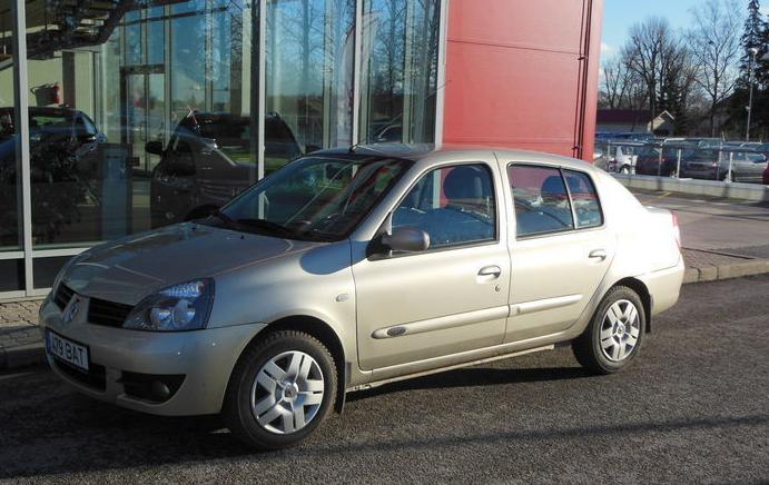 Купить Автомобиль Renault Thalia 1,2 2008
