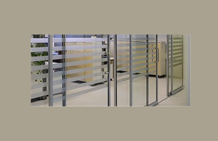 Купить Промежуточные стены из стекла