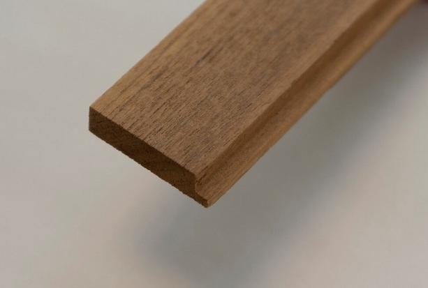 Купить Тиковая палубная доска 36х6 мм