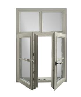 Купить Деревянные окна и балконные двери