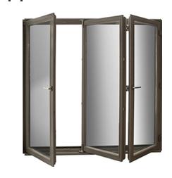 Купить Раздвижные и складные террасные двери