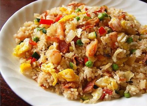Купить Блюда из риса и лапши