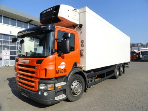 Купить Рефрижераторы автомобильные Scania
