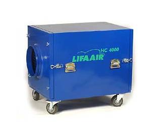 Купить Вакуумные установки для очистки систем вентиляции Lifa Hepa Clean 4000