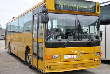 Купить Автобусы городские Volvo B10M Aabenraa 2000