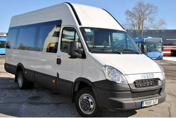 Микроавтобусы Iveco Daily 2013